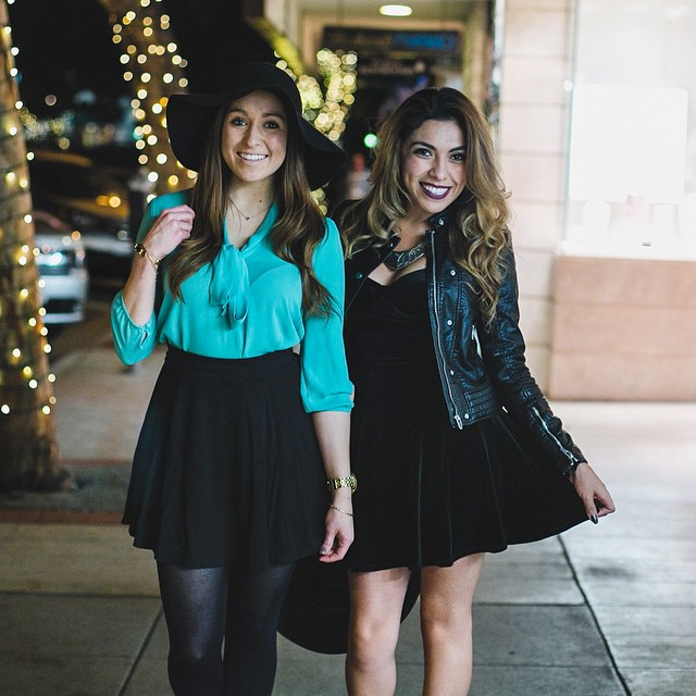 Launching January 1st, I am tag teaming it with one of my besties. Inside we are the same person, we have the same passion and same dream to build our own empire and leave a positive and powerful mark on this big beautiful world. However when it comes to the way we dress and express ourselves, we couldn't be more different. How fun right? So we decided to join forces. Stay Tuned for more, on Lex & Sarah coming soon. ? @sarahlynnmarie